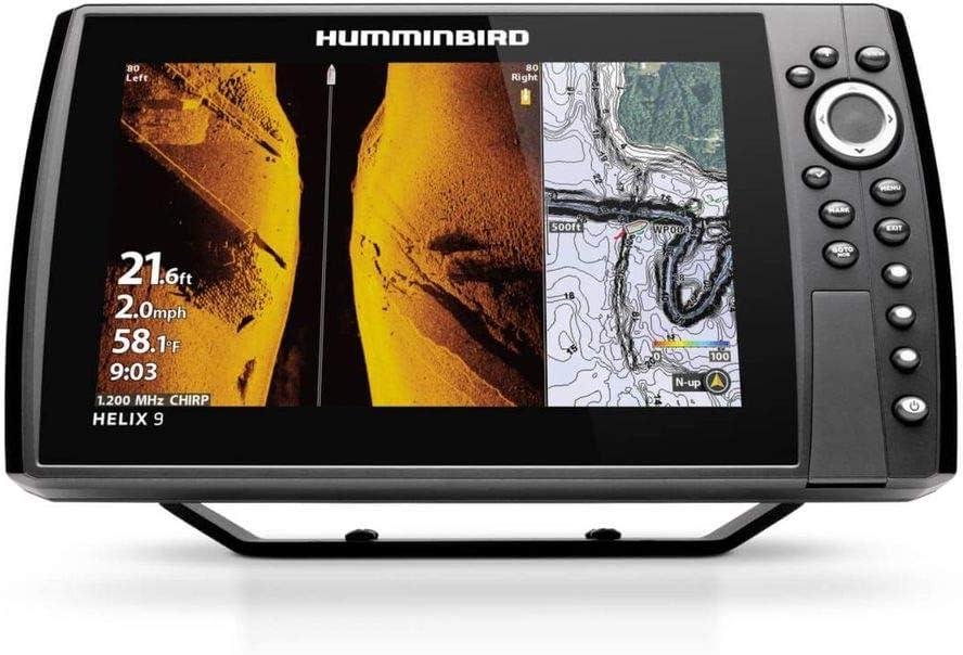 Humminbird HELIX 12 CHIRP MSI GPS G3N 410920-1