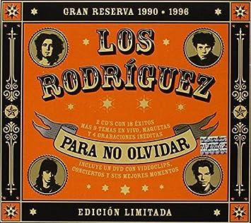 Los Rodriguez - Para No Olvidar by Wea Intl (2006-12-07 ...