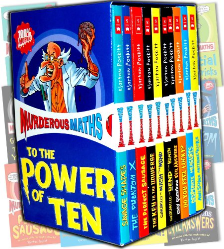 Murderous Maths Box Set (Boxed Math Set)
