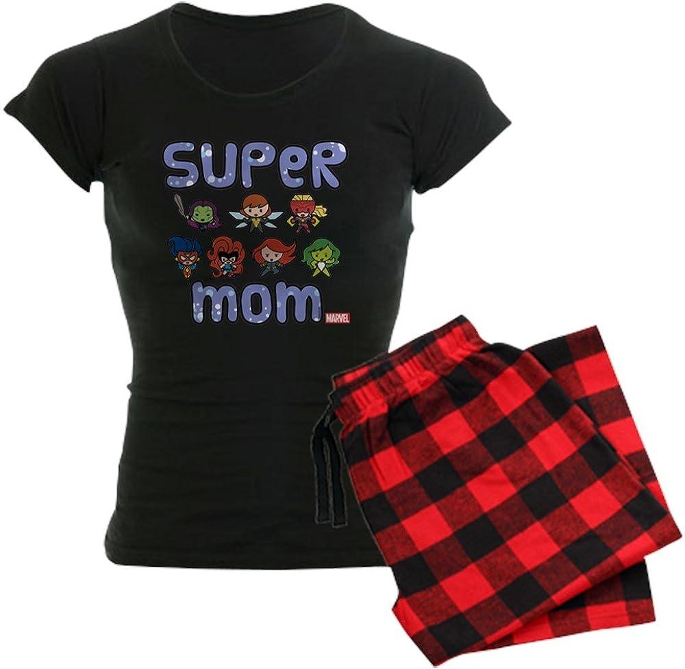 CafePress Marvel Super Mom Womens PJs