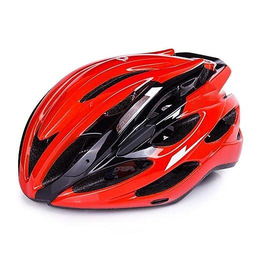 Gorra extraíble de peso extra ligero Casco especial para bicicleta ...