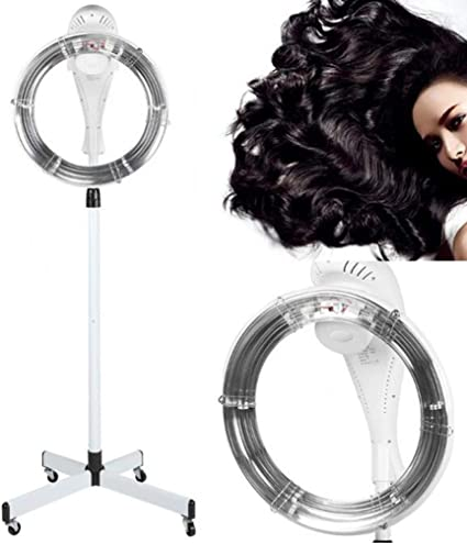 Orbiting Infrared Hair Dryer Standing Professional Salon