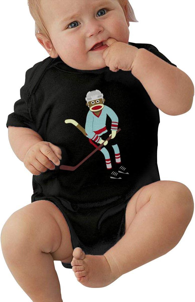 Baby Boy Sock Monkey Coverall Pajamas Size 3 6 9 12 Months Striped Superhero
