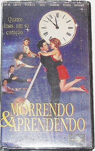 Morrendo E Aprendendo (Heart and Souls) (VHS)