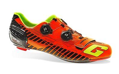 27a9ee154 Gaerne Cycling Shoes - 3280-008 g-stilo   C Orange  Amazon.co.uk ...