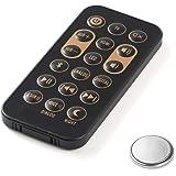 Motiexic Remote Control Compatible with Klipsch RSB-3 RSB3 R4B R-4B 1062590 RSB6 RSB-6 RSB8 RSB-8 Sound Bar with Battery