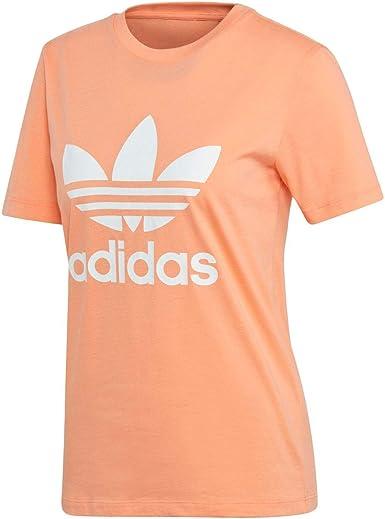 TALLA 32. adidas Camiseta para niños Trefoil