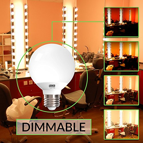 12-PACK-UL-ENERGY-STAR-LISTED-6W-Dimmable-G25-LED-Bulb-40W-Vanity-Light-Bulb-Medium-E26-Screw-Omnidirectional-Globe-Bulb-for-Bath-Pendant-Dressing-Room-Decorative