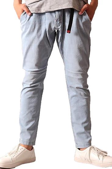 ファストカラーズ outdoor products アウトドアプロダクツ クライミング パンツ メンズ ストレッチデニム ジーンズ ジョガー パンツ ウォーキング