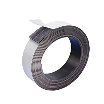 Beautiful DGQ Flexible Magnetic Tape Strong Adhesive Magnet Strip 3/4 Inch By 10  Nice Design