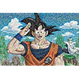 Dragon Ball Z 1000 piece Dragon Ball Z Mosaic Art 1000-346