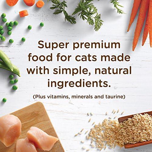 Rachael Ray Nutrish Super Premium Dry Cat Food 4