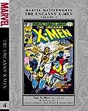 img - for Marvel Masterworks: The Uncanny X-Men Volume 4 (Marvel Masterworks (Numbered)) book / textbook / text book