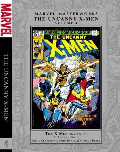 Marvel Masterworks: The Uncanny X-Men Volume 4 (Xmen Marvel Masterworks)