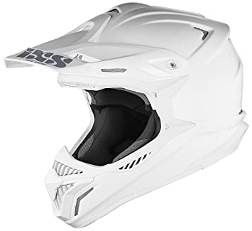 IXS HX 179 Cross Casco de motocross Tri Composite – Blanco