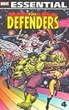 Essential Defenders Volume 4 TPB