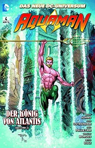 Aquaman: Bd. 4: Der König von Atlantis (2 von 2)
