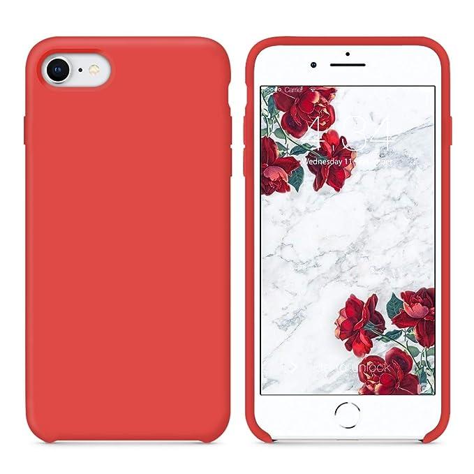 coque iphone 8 silicone vague