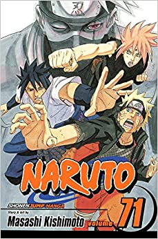 Book Naruto, Volume 71