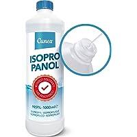 Alcool Isopropilico Puro al 99.9% Isopropanolo Detergente - IPA 1000ml per la pulizia