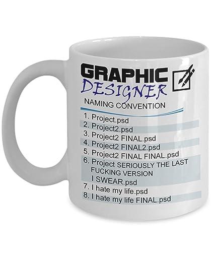 amazon com graphic designer naming convention mug best graphic