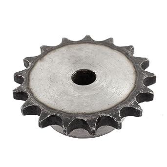 12mmx70mm de una hilera de 7/16 pulgadas taladro 17 Dientes de la cadena de