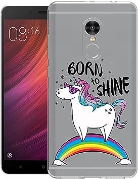 YIGA para Xiaomi Redmi Note 4X / Redmi Note 4 Carcasa Moda Arco ...