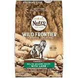 NUTRO WILD FRONTIER Adult Rolling Meadows Recipe With Lamb Grain Free Dry Dog Food (1) 24-lb. bag; Rich in Nutrients and Full of Flavor (Discontinued by Manufacturer)