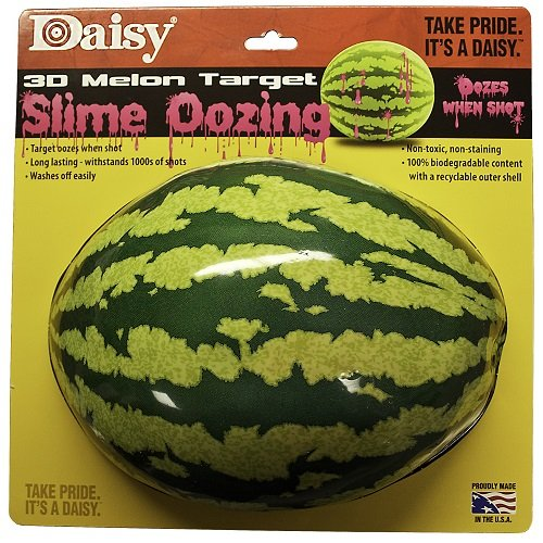 Daisy Hunting Oozing 3D Watermelon Target (Slime Oozing Target compare prices)