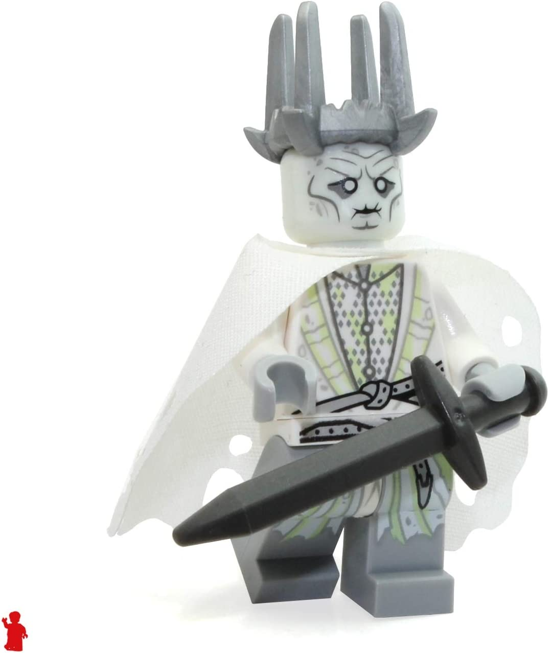 LEGO Lord of the Rings The Hobbit MiniFigure - Witch-King (with Sword) 79015