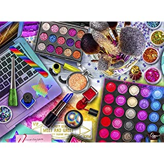 Buffalo Games - Aimee Stewart - Beauty Guru - 1000 Piece Jigsaw Puzzle