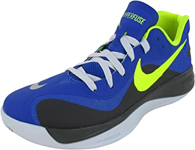 HYPERFUSE LOW BASKETBALL SHOES