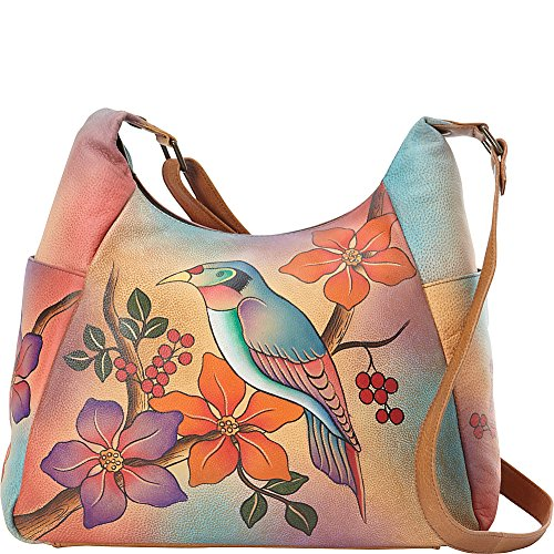 anuschka-anna-handpainted-leather-large-multi-pocket-hobo-bird-on-a-branch