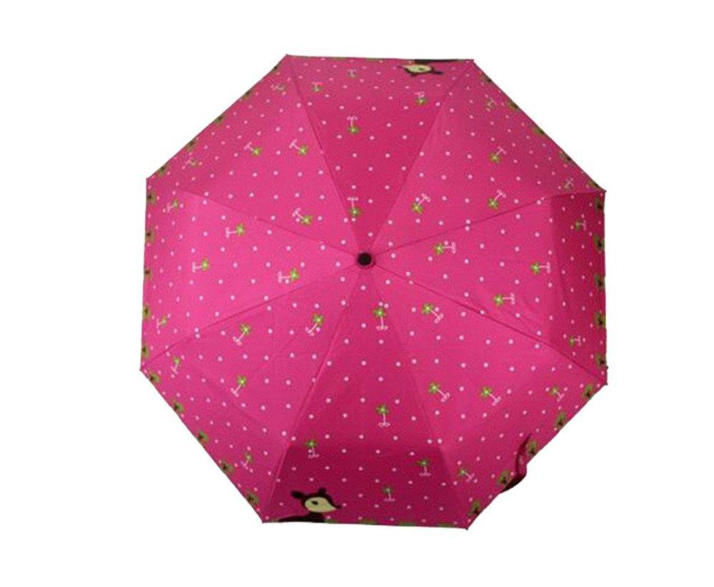 Cuzit, Parapluie pliants Rouge Red