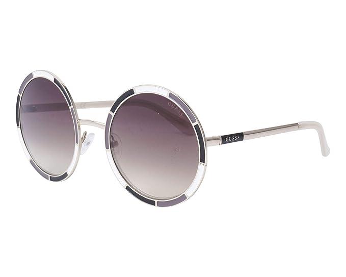 273407705c GUESS Unisex Adults  GU7584 05G 56 Sunglasses