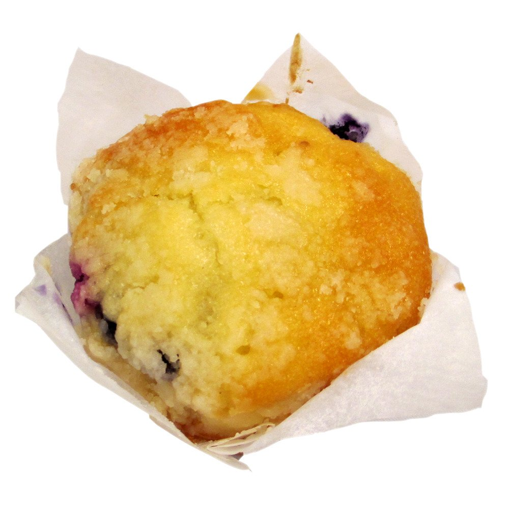 Burry Blueberry Cake Muffin, 2 oz, (120 count)
