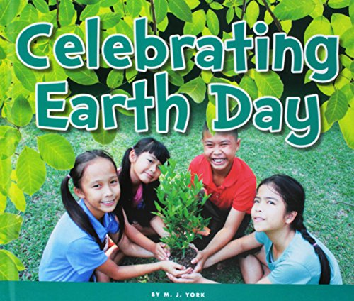 Celebrating Earth Day (Welcome, Spring!)