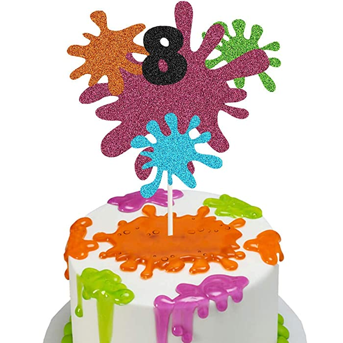 The Best Spaltoon Cake Decor