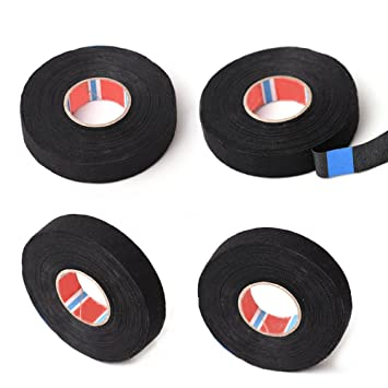 Awesome Cisno 4 Packs Car Truck Boat High Heat Abrasion Protection Wire Loom Wiring Database Wedabyuccorg