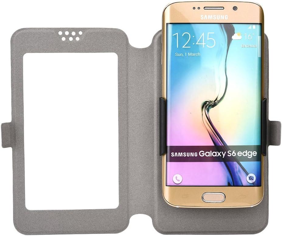 Funda Universal Deslizable de Bolsillo tipo Cartera Cooper Cases (TM) Slider Pocket para Smartphone de 5