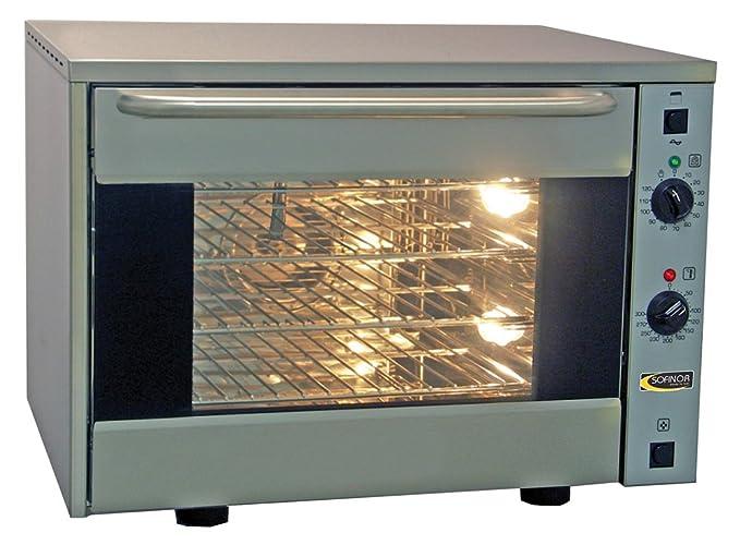 sofinor Horno de aire caliente fw705ghbk/230 V con parrilla y ...