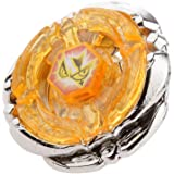 Magideal Fusion Beyblade Master Metal Fang Leone Burning Claw W105R2F w/ Launcher