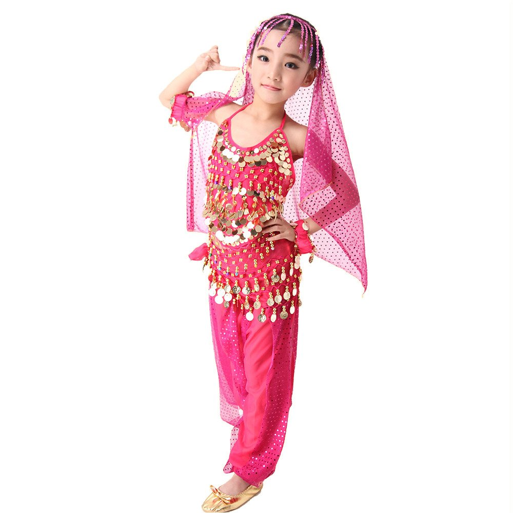 e29d54013c27f Soft,absolutely perfect and comfortable to wear,mainly use for belly  performance dance. Belly dance costumes for children;please ...
