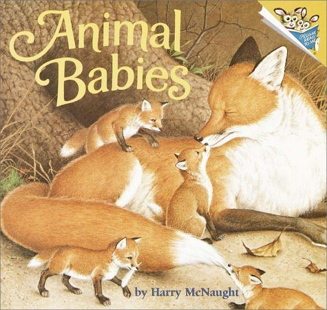 By Harry McNaught - Animal Babies (A Random House Pictureboard) (Brdbk) (2001-05-09) [Board book]