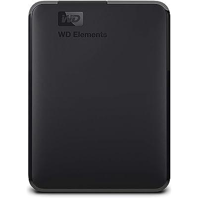 WD 2 TB Elements disco duro portátil USB 3.0