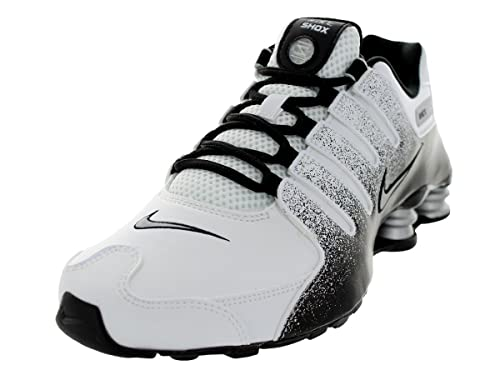promo code bb04f 3a55c Nike SHOX NZ EU Mens Sneakers 501524-103  Amazon.ca  Shoes   Handbags