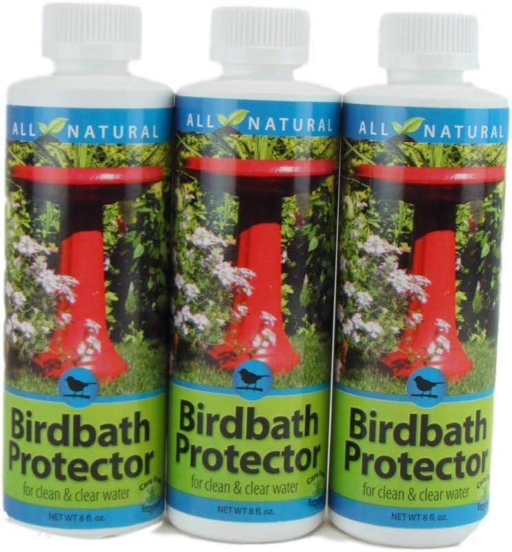 Carefree 95888 Birdbath Protector, 8-Ounce : Beauty Products : Garden & Outdoor