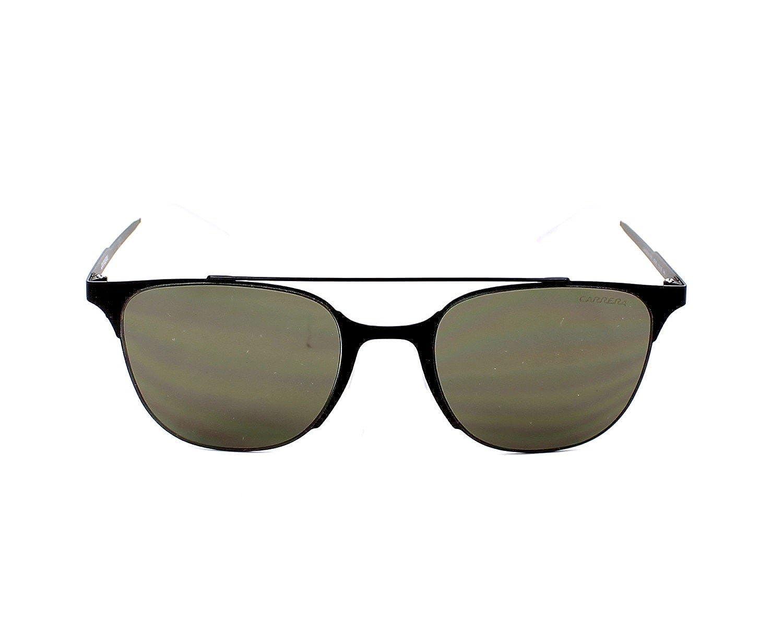 04d2e161c522f Amazon.com  Carrera 116 s Round Sunglasses MATTE BLACK 51 mm  Carrera   Clothing
