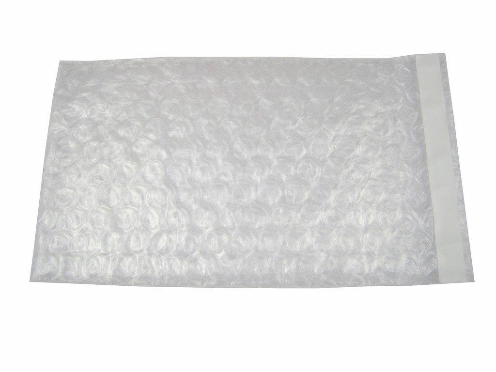 XSY Transparente Luftpolsterbeutel Selbstklebend Luftpolsterfolienbeutel Verpackt Polsterbeutel Schutzbeutel Plastik Taschen Verschiedene Grö ß en 115 x 180mm+20mm - 10 Stü ck