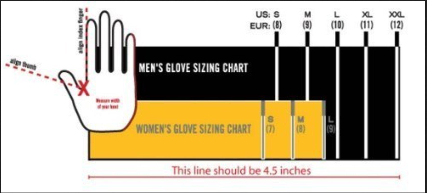 Ironclad Heavy Utility Work Gloves HUG-05-XL, Extra Large by Ironclad (Image #6)